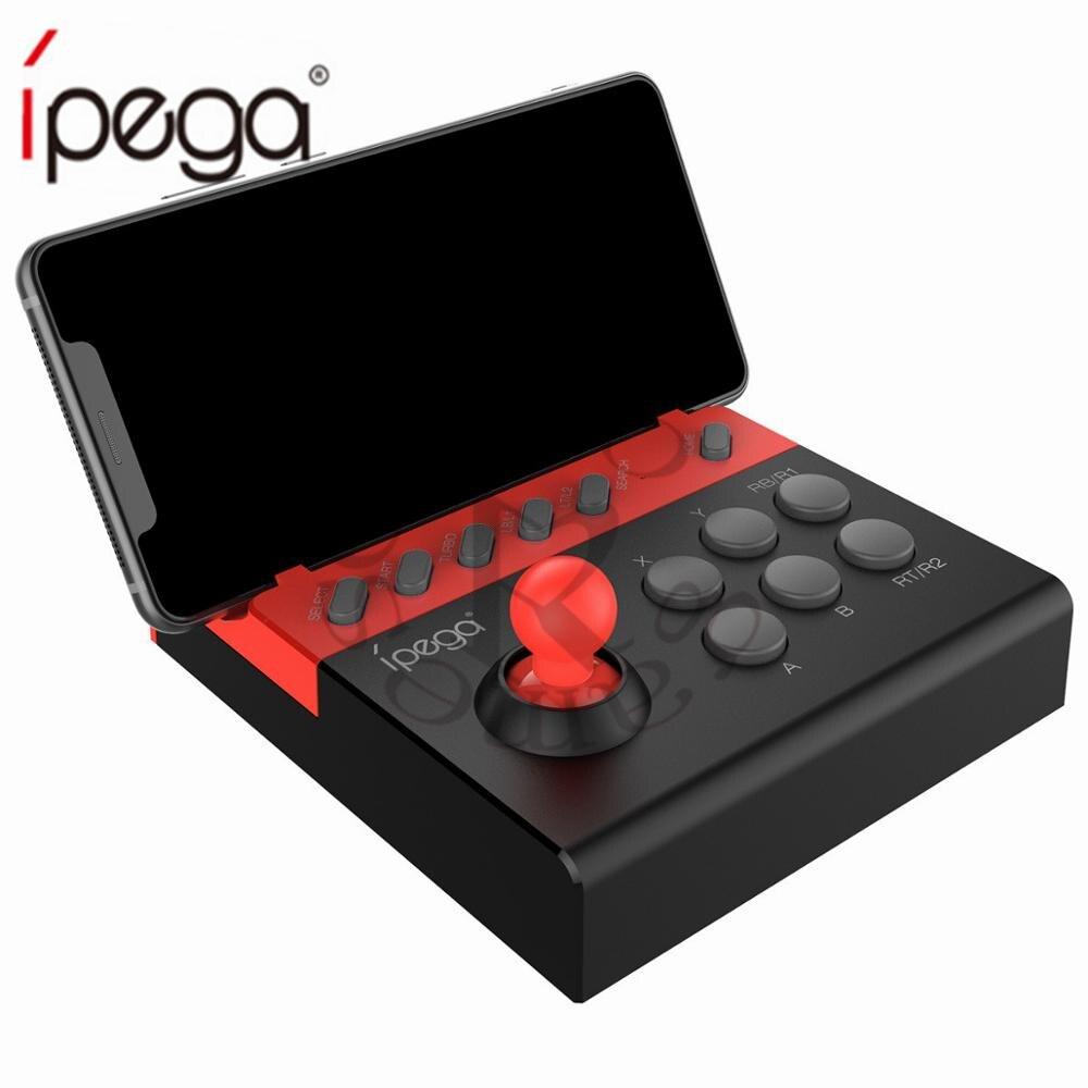 Ipega Pg-9135, Mando de videojuegos Bluetooth, controlador de juego inalámbrico para Android/Ios, tableta de teléfono móvil, juego de pelea analógico Ipega