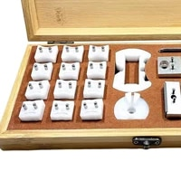 watch case opener cases back cover remover kit for watchmakers red