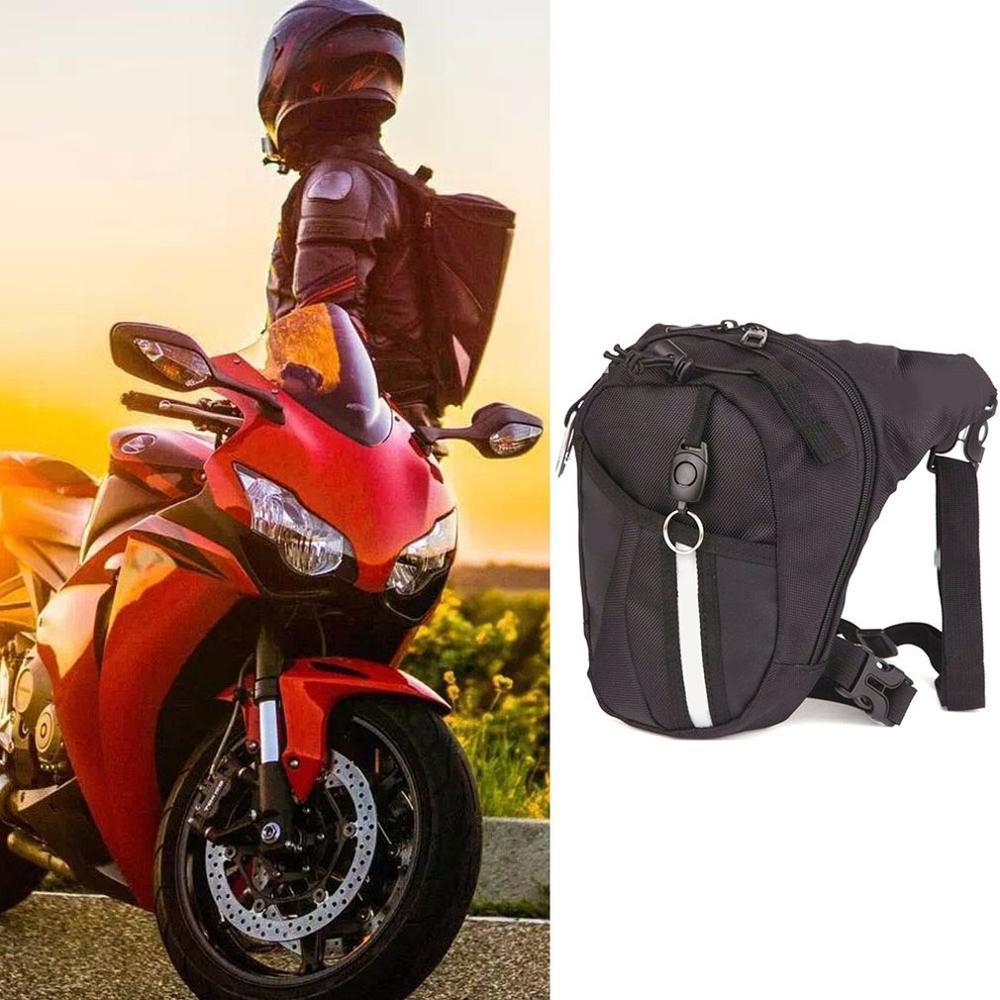 Многофункциональные мужские мотоциклетные сумки водонепроницаемые через плечо