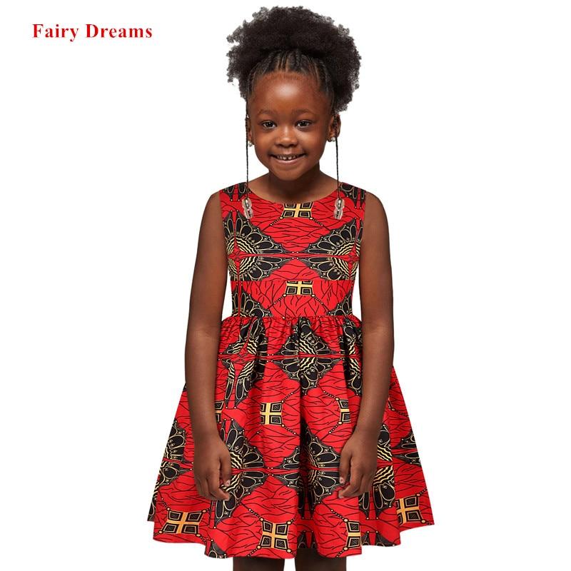 Платье в африканском стиле для девочек; Vestidos Verano Mujer; Анкара; коллекция 2020 года; сезон лето; милый Детский сарафан; Ropa Dama; одежда в африканском стиле; бальное платье