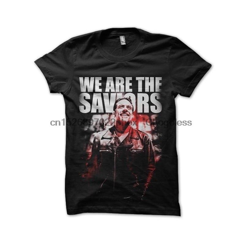 Walking Dead Saviors Negan Poster T-Shirt