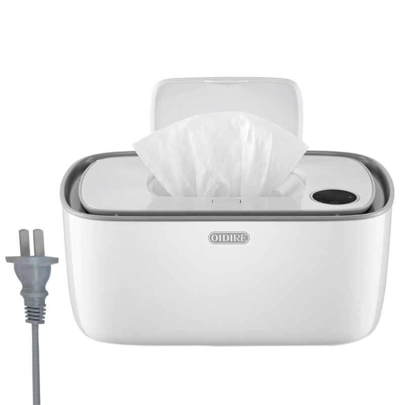 new Baby Wipes Heaters Napkin Thermostat Household Portable Wet Tissue Heating Box Insulation Heat (attach a CN plug)