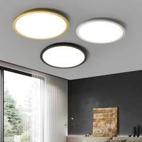 white body modern led ceiling light lampara de techo for living room bedroom home lustres plafond ceiling lamp lighting fixtures