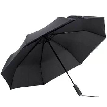 Automatic folding umbrella UV protection and sun protection dual-purpose small fresh umbrella