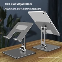 universal tablet stands for ipad pro case adjustable foldable height angle phone holder for xiaomi iphone huawei samsung case