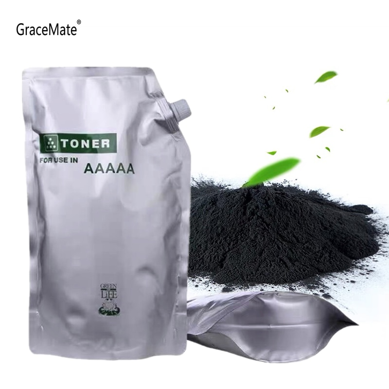 GraceMate-خرطوشة مسحوق حبر أسود معاد تعبئتها, متوافقة مع طابعات Lenovo LT2020 LJ2000 LJ2050N M7020 M7030 M3020 M1200