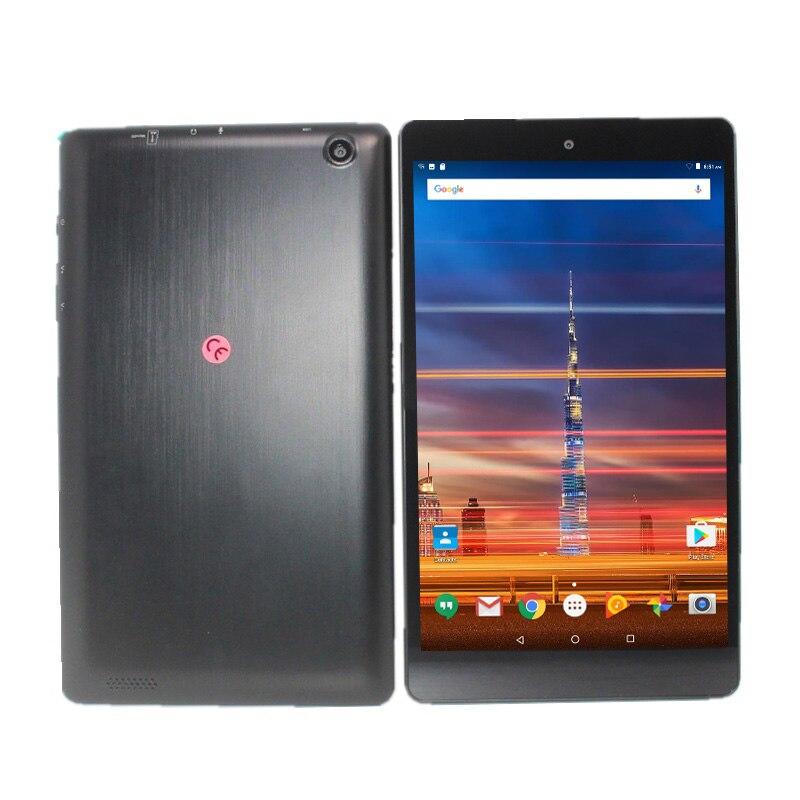 مبيعات رائجة جهاز لوحي MTK8167 رباعي النواة بشاشة 8.0x7.0 IPS 1280 mAh كاميرا مزدوجة 800 بوصة 1GB + 8GB C4 أندرويد 4500 هدية