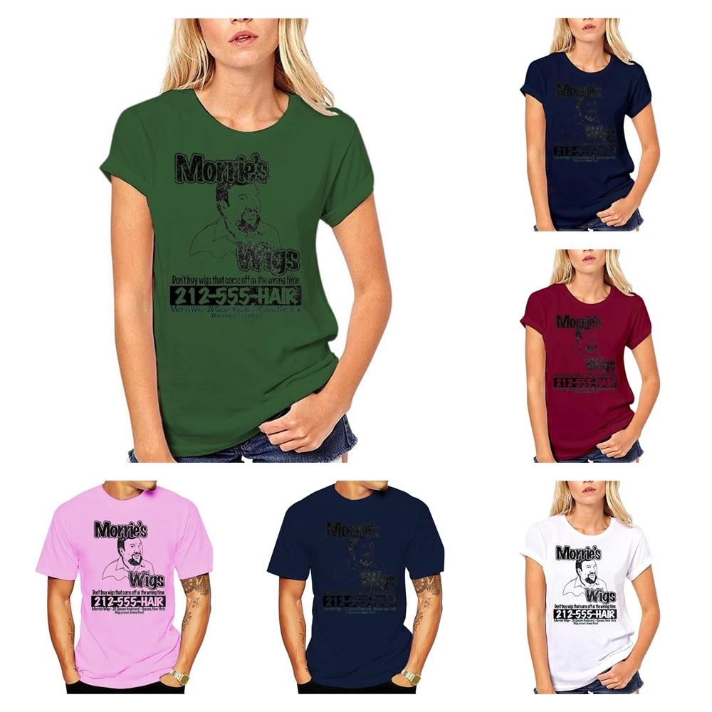 Goodfellas Morrie Wigs Crime Mafia Casino Sopranos Movie Film Retro Tops T Shirt Streetwear T-shirt Discount Youth Cool T-shirt