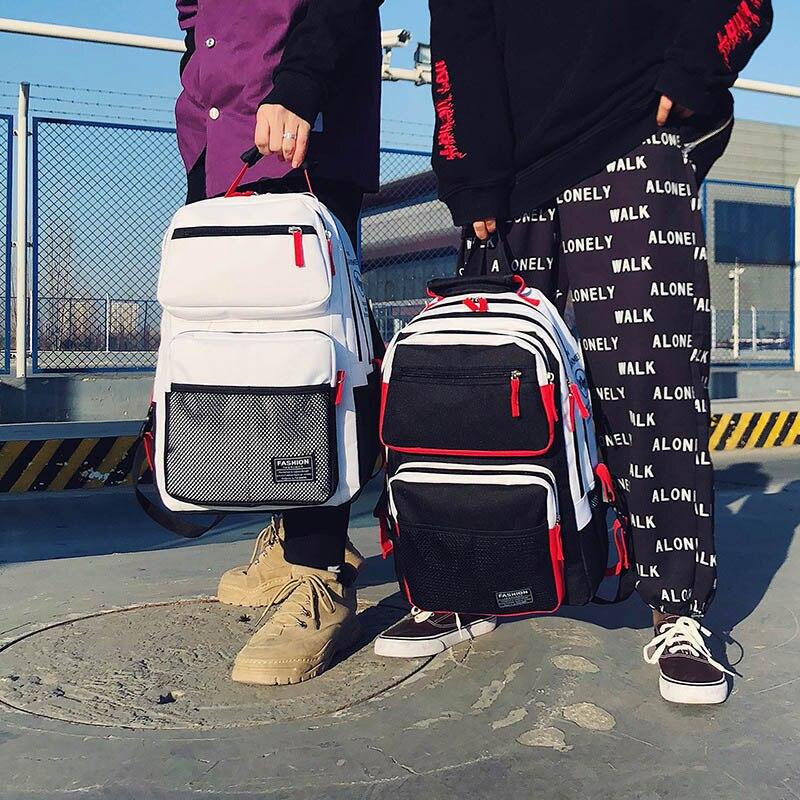 ¡Novedad de 2019! Mochila de nailon resistente al agua para mujer, mochilas de viaje con múltiples bolsillos, mochila escolar para mujer, mochila para adolescentes, mochila para ordenador portátil para chicas