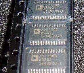 AD7708BRUZ AD7708BRU AD7708 TSSOP28 autêntico e Original