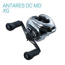 Originele Shimano Antares Dc Md Xg Links Rechterhand Reel Fishing Gear Ratio 7.8 1 Lagers 10 + 1 Baitfishing Reel Vissen Wiel