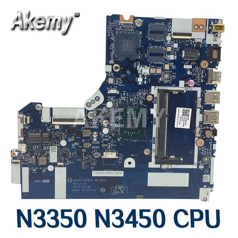 For Lenovo IDEAPAD 320-15iap notebook motherboard DG424/DG524 nm-b301 board no. FRU:5B20P20643 comprehensive test