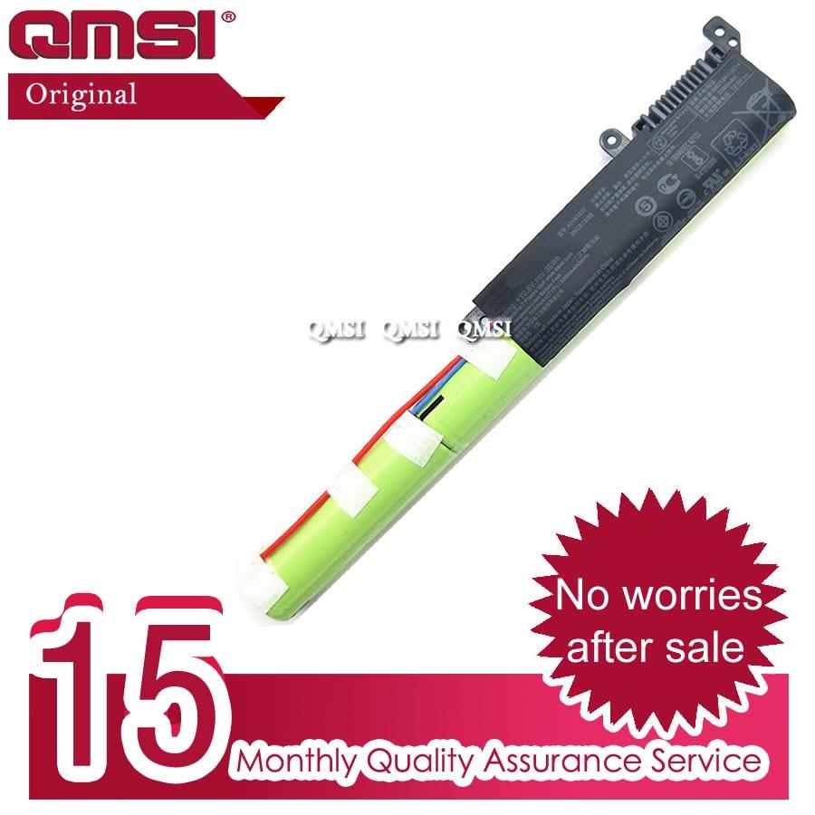 QMSI 10.8V 36WH 3350mAh Original A31N1537 battery Suitable for Asus VivoBook X441 X441U X441S X441SA X441SC X441UA X441UV laptop