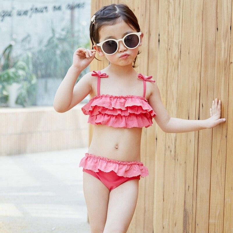 Bebê menina roupa de banho crianças para meninas novo verão banho bebê meninas menina maiô natação secagem rápida meninas biquíni