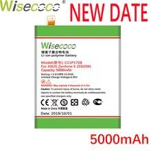 Wisecoco C11P1708 5000mAh Neue Leistungsstarke Batterie Für ASUS Zenfone 5 5Z ZE620KL Z01RD lite 5Q ZC600KL X017D Telefon Batterie ersetzen