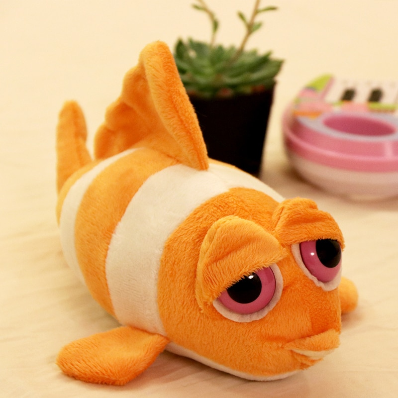 Big eyes Doll Stuffed & Plush Animals Children Kids Toys Plush toys Soft Birthday Gifts Cute Decor Pillow Animals Christmas gift  - buy with discount