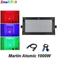 martin atomic 1000w strobe light dmx super bright 1000w rgb 3in1 dmx strobe flash light led strobe light music dj party light