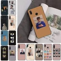 idol kpop stray kids bang chan phone case for redmi note 8pro 8t 9 redmi note 6pro 7 7a 6 6a 8 5plus note 9 pro case