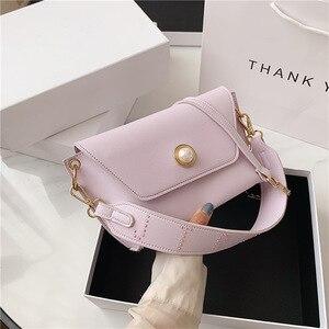 2020 New Summer High Quality Designer Female Handbags PU Leather Women Shoulder Bag Sac A Main Femme Chain Crossbody Bag Flap