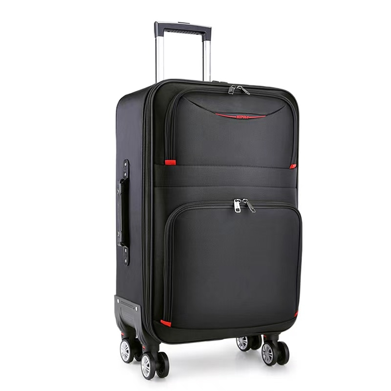Good Quality Fashion Business waterproof Oxford 20 inches 37*24*28cm Rolling Luggage