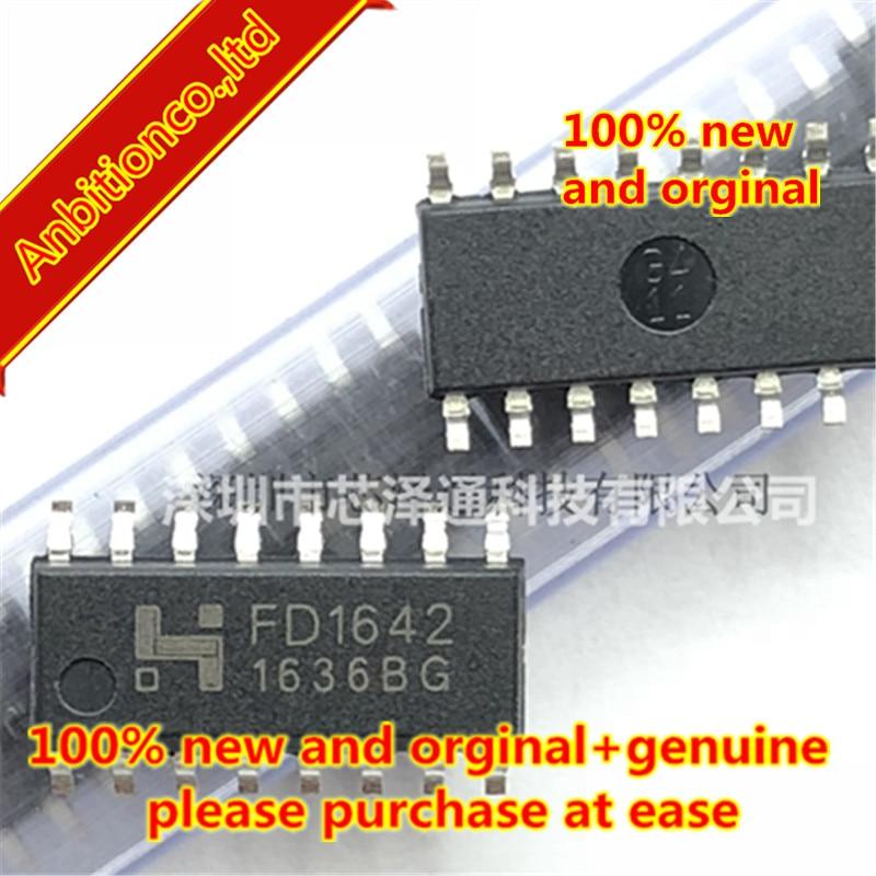 52-102pcs 100% new and orginal 100% can work FD1642 SOP-16 FD 1642 100% import