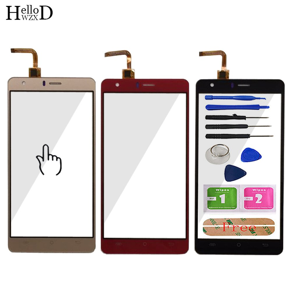 5.5'' Mobile Phone Touch Glass For BQ-5503 BQ 5503 Nice 2 Touch Screen Glass Digitizer Panel Sensor