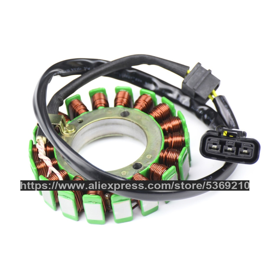 CF800 Magnetic Motor Stator ATV CFMOTO CF2V91W Z8 X8 U8 Magneto 18 Coils Repair Parts 0800-032000 XQ-CF800