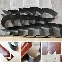 18pcs set universal watch strap band punchers diy craft leather punching hole tools 152025303538mm