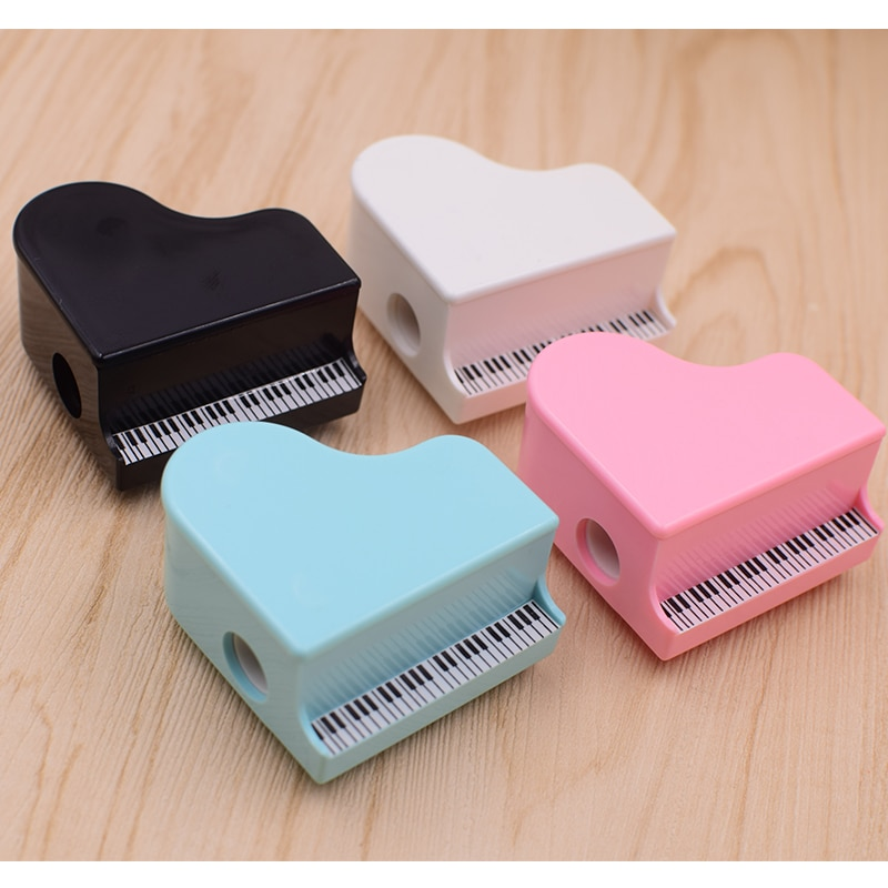 Пианино-точилка для карандашей, искусственная форма для студентов, предметы для школы, точилка для карандашей, точилка для карандашей, верн...