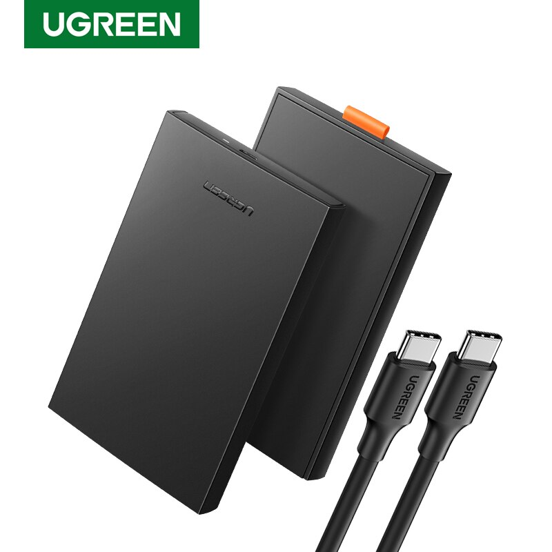 etmakit 2 5 3 5 inch sata to usb 3 0 hard disk driver ssd usb to sata hdd converter with power adapter for ios win7 win8 win10 Ugreen 2.5 HDD Case SATA to USB 3.0 Adapter External Hard Drive Enclosure for SSD Disk HDD Box Case HD 2.5 SSD Case SATA to USB