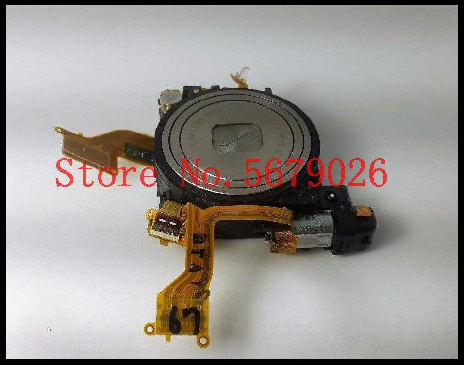 Nueva unidad de Zoom de lentes para CANON para PowerShot para IXUS130 SD1400 es piezas de reparación para cámaras digitales + CCD