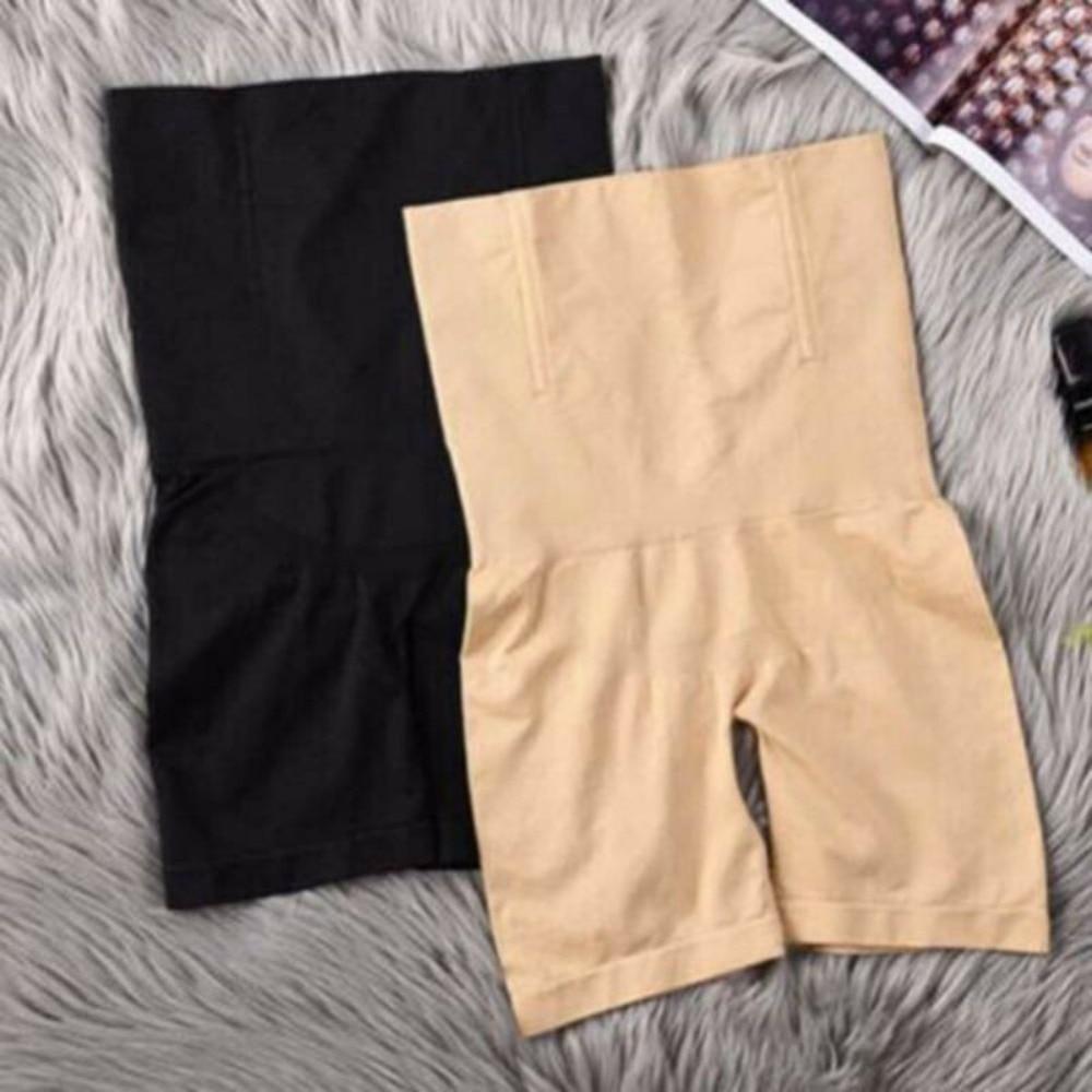 Seamless Womens High Waist Slimming Tummy Control Knickers Pant Briefs Shapewear Underwear Body Shaper Lady Corset