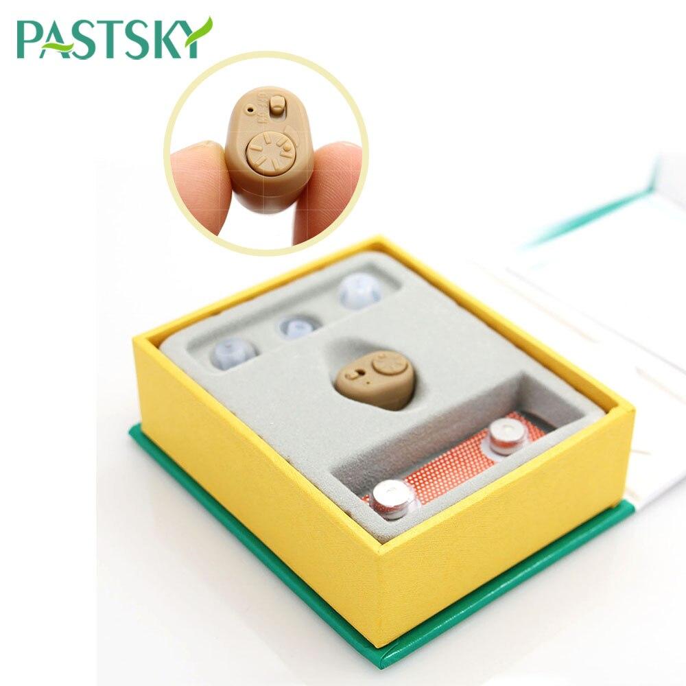 AMPLIFICADOR DE SOPORTE auditivo para K-86, amplificador de volumen en el oído, ayuda auditiva para sordos ancianos, batería para mejorar el sonido