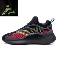 Cushion Running Shoes For Men Breathable Outdoor Sport Sneakers Lightweight Athletic  Walking Shoes