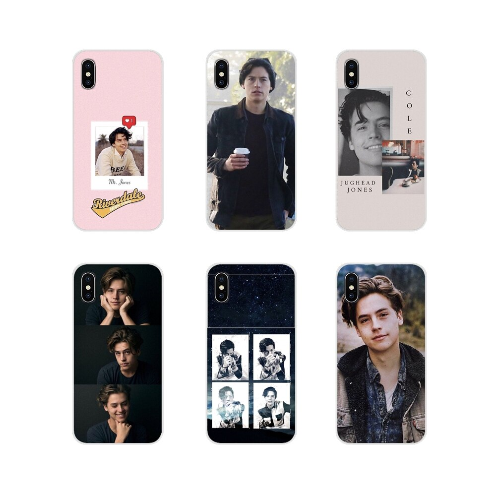Silicone Phone Skin Case American TV Riverdale Jughead Jones For Samsung Galaxy S2 S3 S4 S5 Mini S6