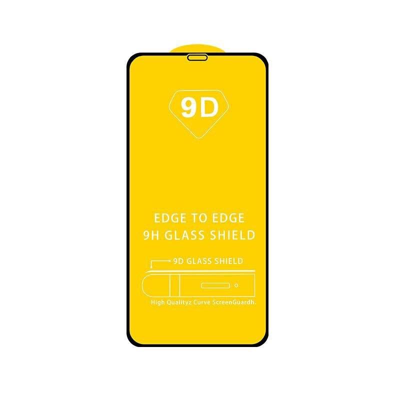Protector de pantalla de vidrio templado 9D, para iphone 12 pro mini...