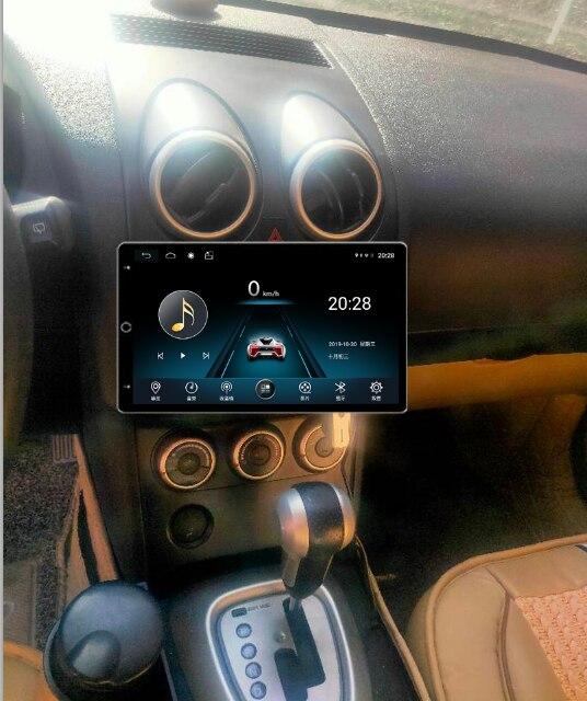 Rotating Screen 4GB RAM 64GB ROM Android 9.0 Multimedia For NISSAN Qashqai GPS Navigation Car Stereo Radio HDMI Video Autoradio