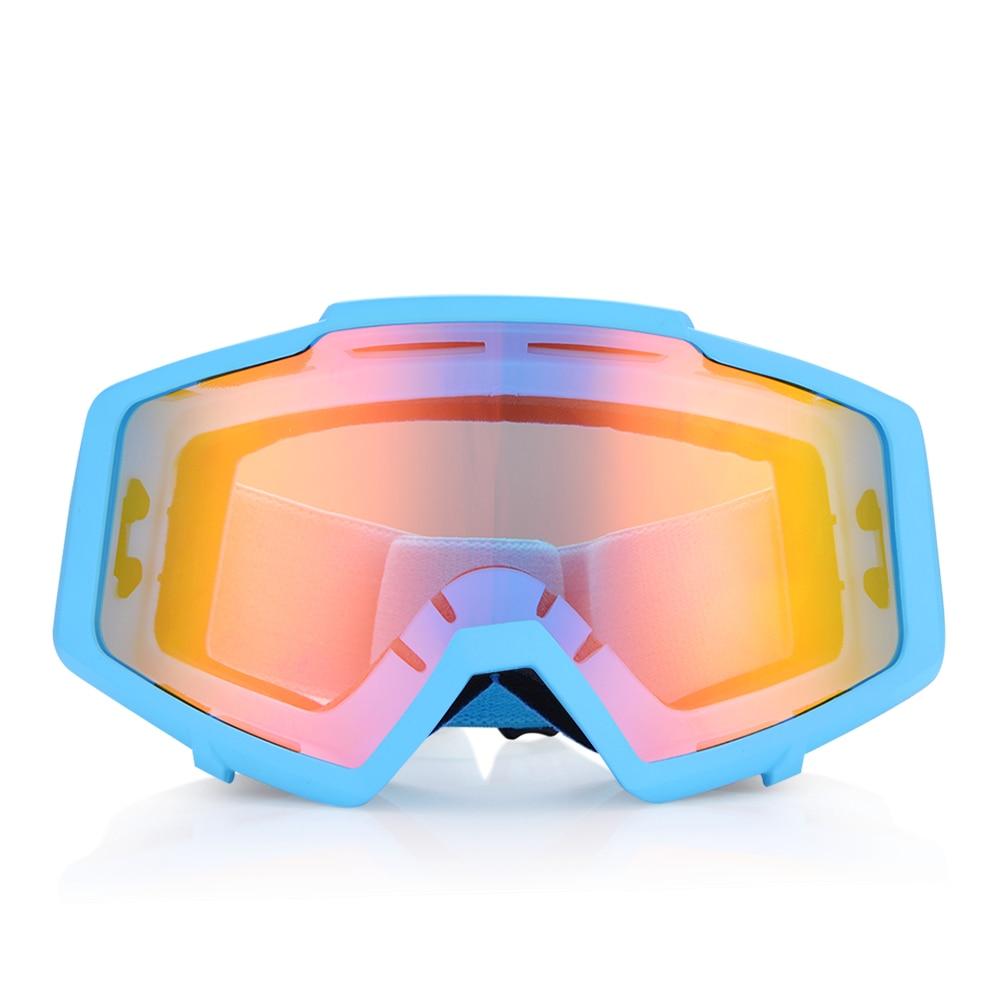 100% Windproof Motorcycle Glasses Goggles ATV DH MTB Dirt Bike Motocross Glasses UV Sunglasses Oculos Gafas Motorcycle Glasses enlarge