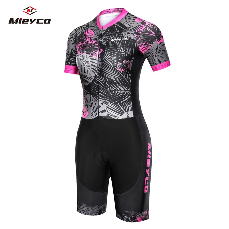 Traje De triatlón profesional para Mujer, ropa De Ciclismo, mono, Kits, Maillot,...