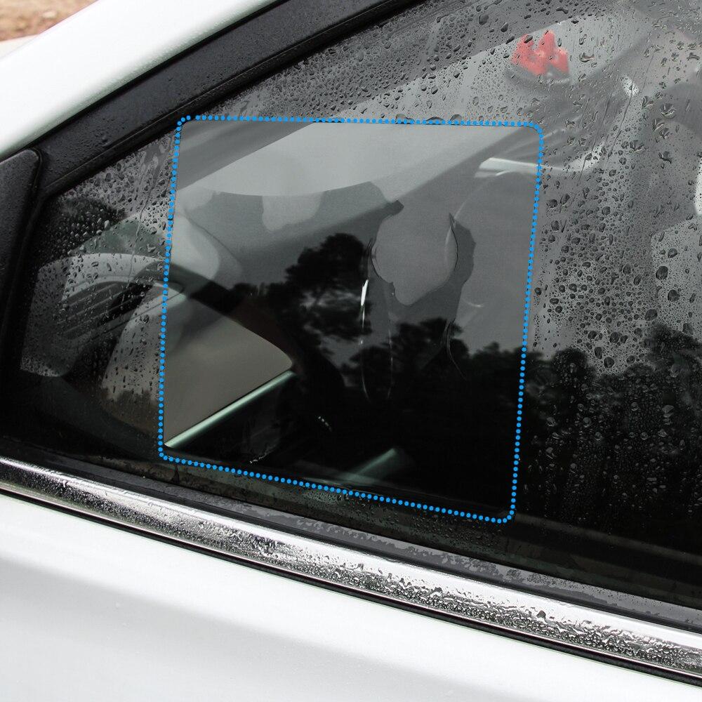 Film de protection pour vitres latérales de voiture, Anti-brouillard, imperméable, pour Mercedes Benz A B C E GLA CLA GLK GL ML GLE classe BMW X1 X3 X4 X5
