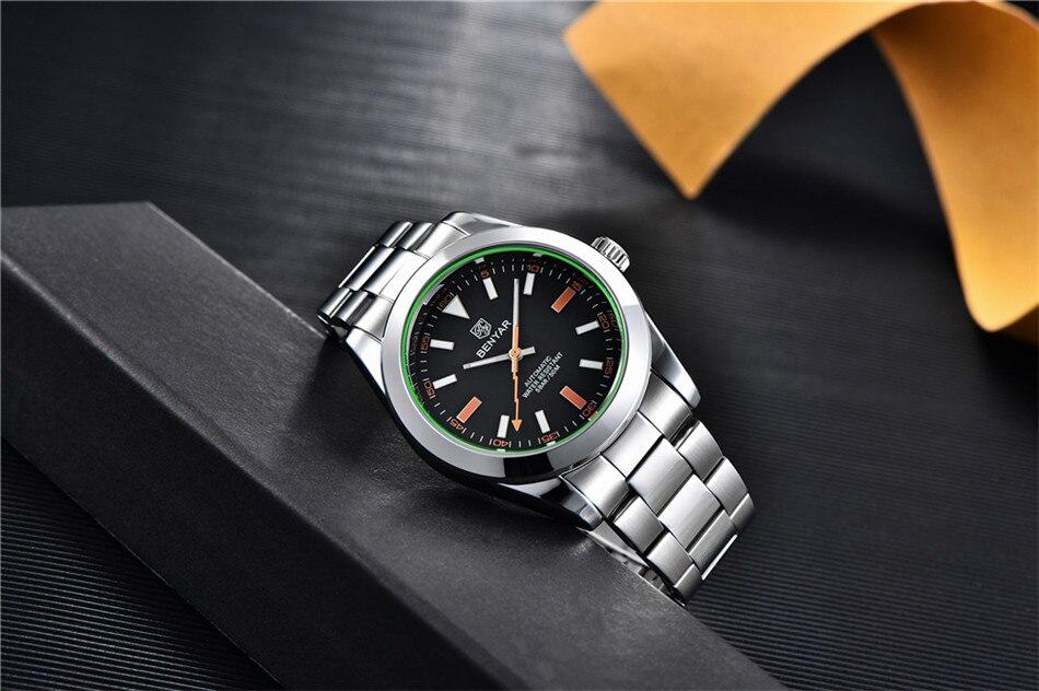Benyar Design BY-5176M Green