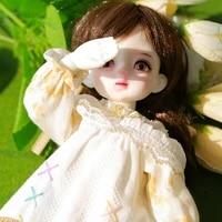 brand new 16 handmade resin bjd msd simulation doll joint doll womens girl gift 10 reborn baby dolls full body silicone girl