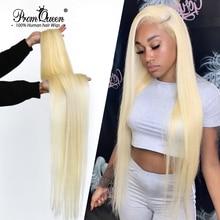 Promqueen 613 Bundle Brazilian Human Hair Bundles Weave 9A Virgin Hair 30 32 38 40 Inch Long Hair Bu