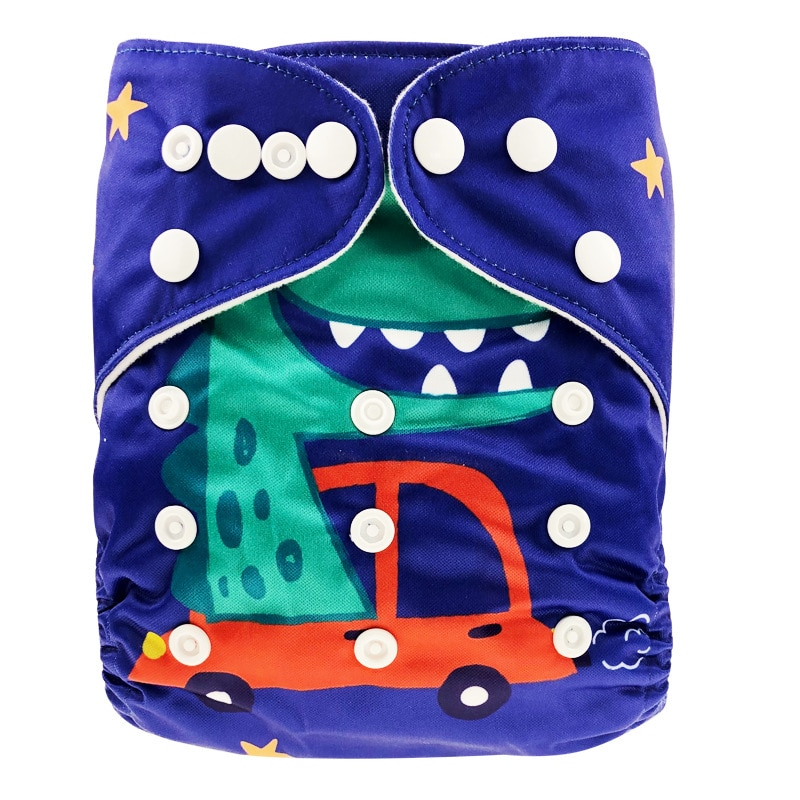Eco-Friendly Diaper Cover Wrap Washable Diapers Couches Lavables Baby Nappy Reusable Nappy  Pocket Cloth Diapers Underpants Type fashion cartoon print diaper pocket washable diapers couches lavables baby nappy reusable nappy baby cloth diapers