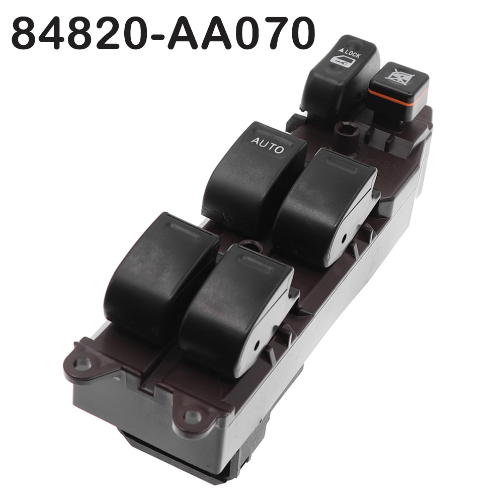 Interruptor de Control para ventana eléctrica de alta calidad para Toyota Camry Sienna Corolla 84820-AA070