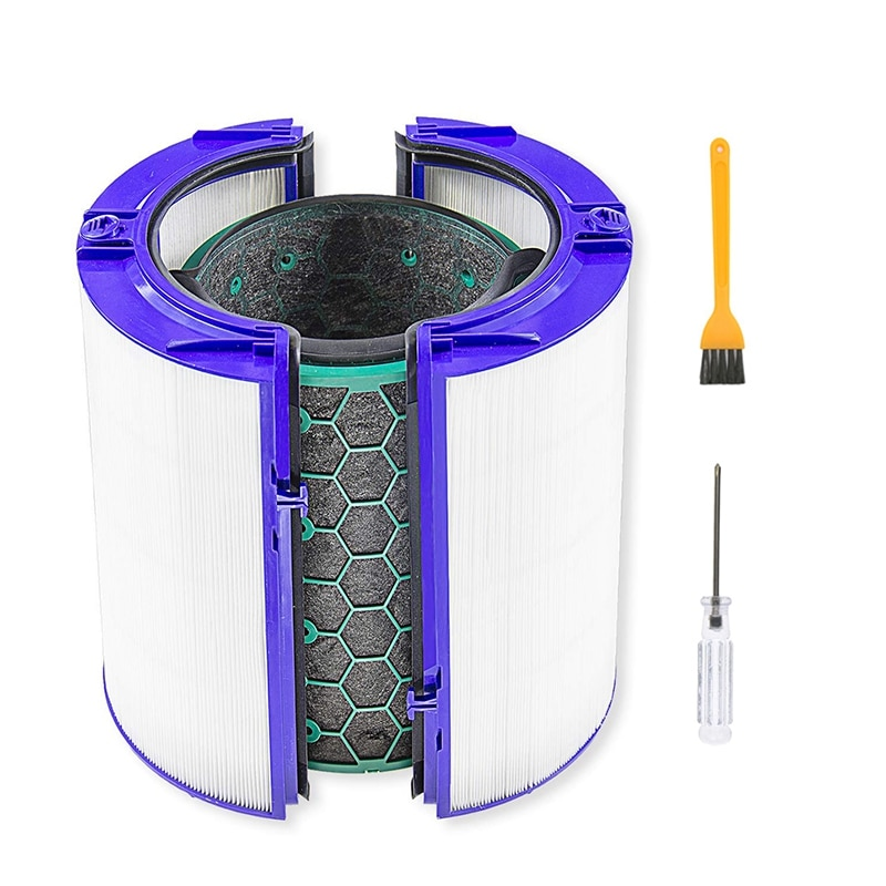 استبدال لتنقية الهواء تنظيف المنزل Hepa مجموعة فلاتر لدايسون TP04 TP05 HP04 HP05 DP04
