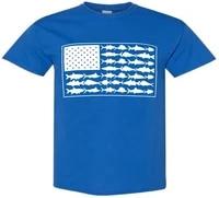 columbia pfg americana saltwater fish flag mens t shirt