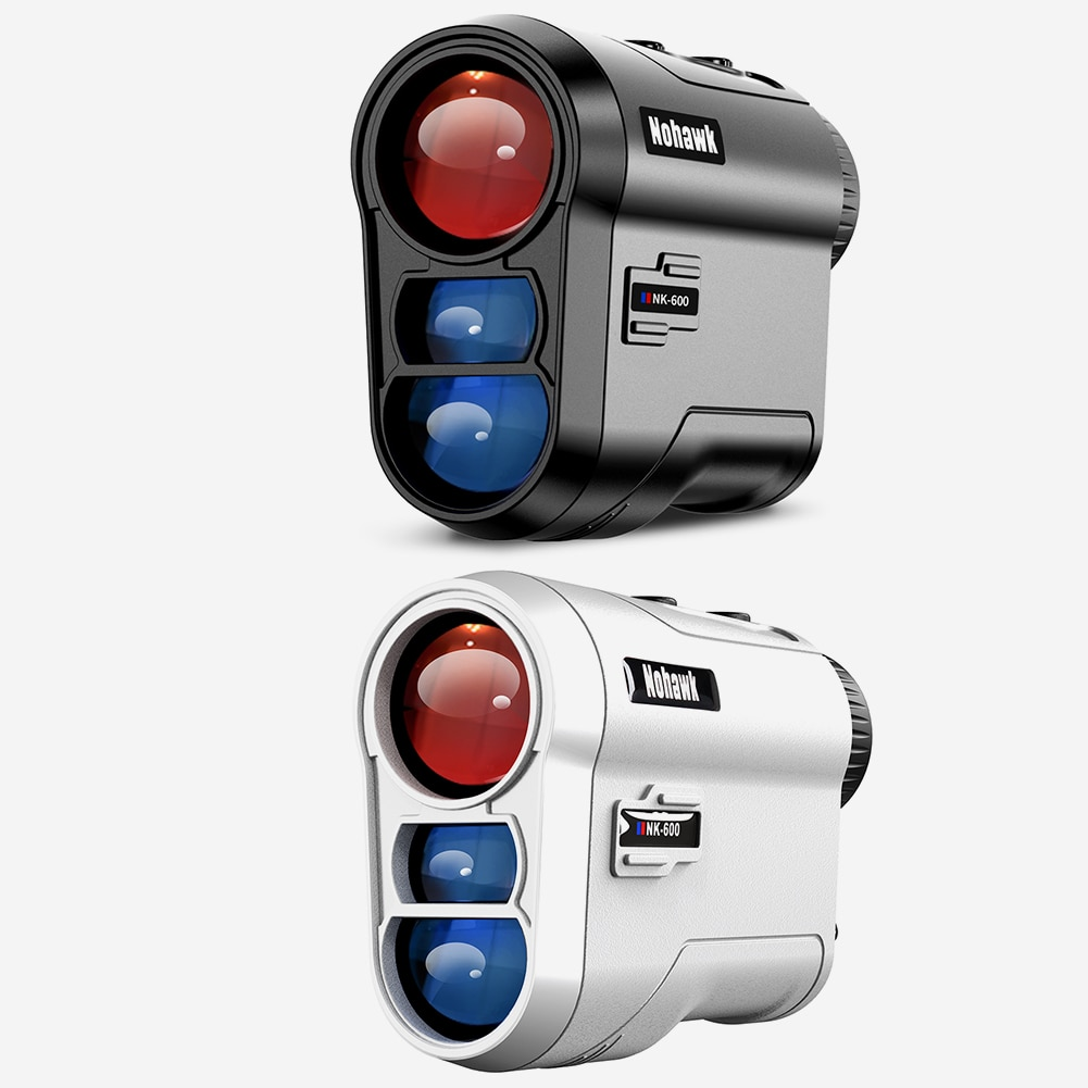 في الهواء الطلق ليزر 600/1000m Rangefinder جولف أنبوب واحد مقياس مسافات رقمي Perambulator ليزر Rangefinder