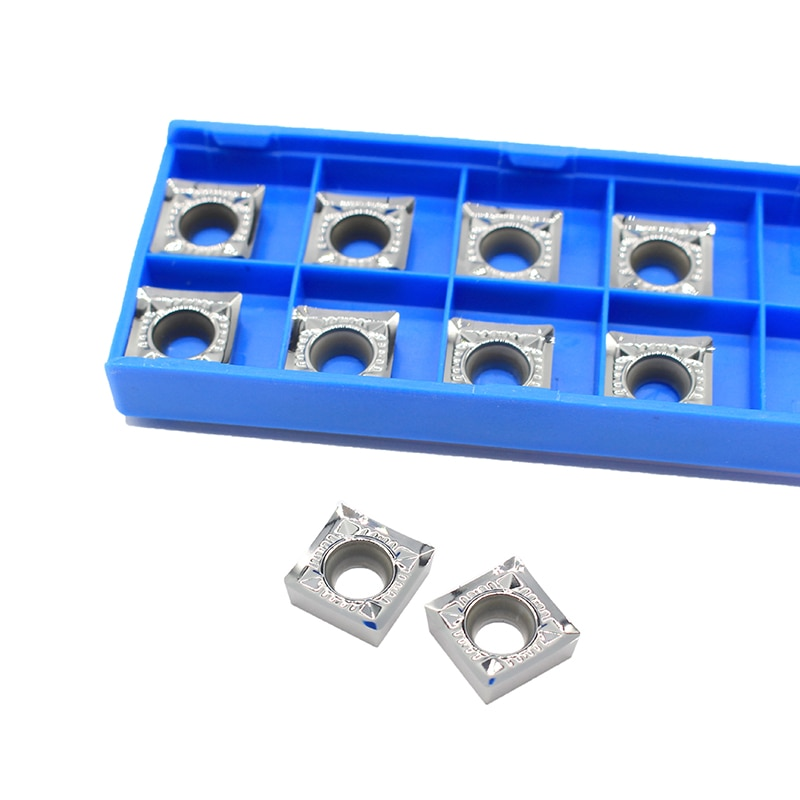 SCGT120408 AK H01 SCGT 120408 cuchilla de aluminio para insertar herramienta de corte herramienta de torneado Herramientas CNC AL + madera de aleación de estaño