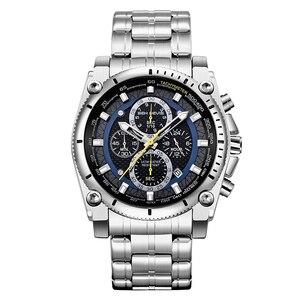 Ben Nevis Simplicity Mens Quartz Watch Sport Business Waterproof Men Watch Chronograph Male MIlitary Clock Relogio Masculino